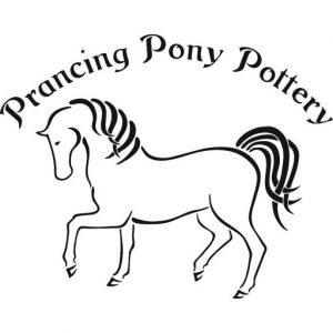 Prancing Pony Pottery logo